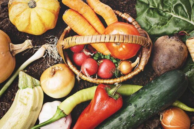 畑の農作物や野菜、家庭菜園、田んぼへの被害