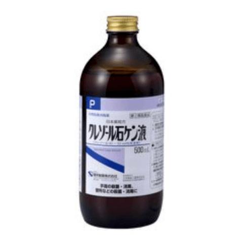クレゾール石鹸液