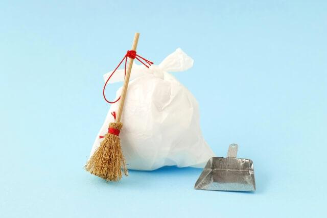 コウモリ対策が完了したら、フンの清掃・処理をして二次被害を抑えよう