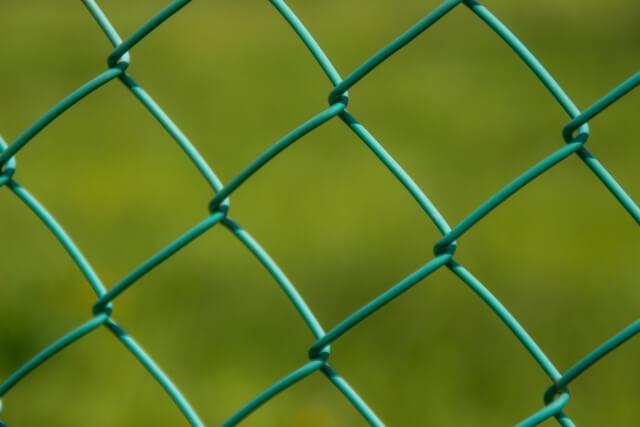 コウモリを追い出した後はネットや金網で侵入経路を塞ぐ